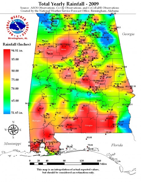 2009_YearlyRainfall_Final