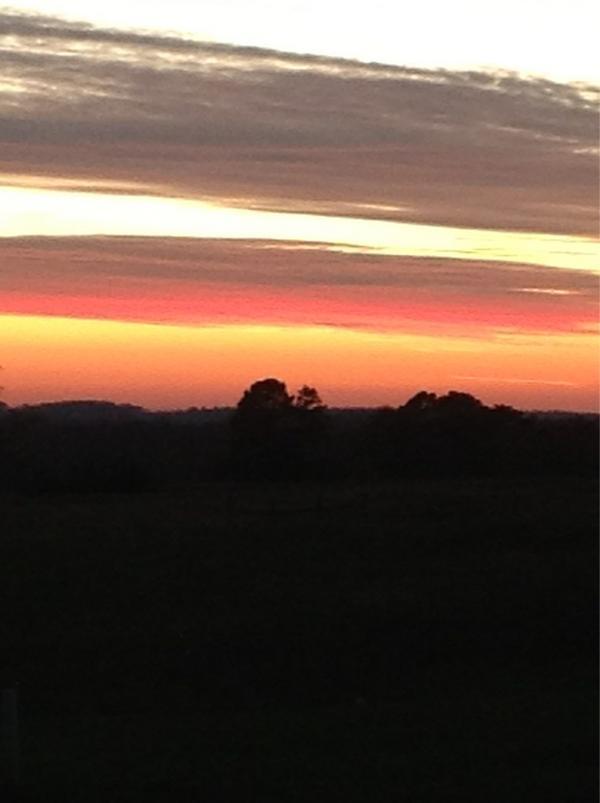 Sunset dana